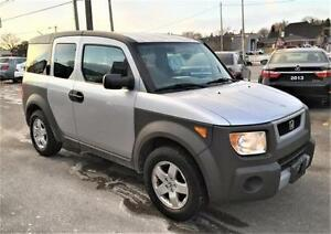 """2003 HONDA Element--""""AUTOMATIC""""--NEW TIRES--CERT&ETESTED $3000."""