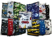 Cloth Diaper Kit - Diapers, Inserts, Bags + - BRAND NEW