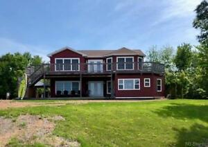 PRICE IMPROVEMENT! WATERFRONT/ HOME GRAND LAKE
