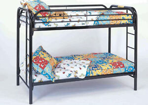 BUNK BED TWIN / TWIN SIZE SPECIAL OFFER ONLY FOR 275$