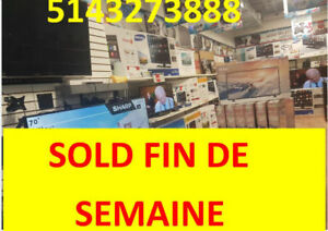 MEGA LIQUIDATION TV SAMSUNG LG SMART LED 4K+++TRES BON PRIX+++++