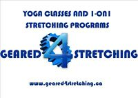 $20 Unlimited Yoga Classes for the month of August