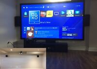 TV Wall mounting☆Projector Mounting☆Security Camera Installation