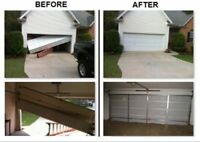 #1 Cambridge Garage Door Repair