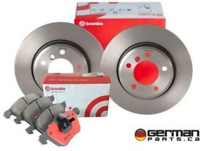 Brakes Pads and Brake Discs for all European Vehicles OEM Replacement - GermanParts.ca