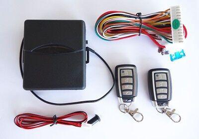 Universal Funkfernbedienung ZV Zentralverriegelung 2 Handsender Fernbedienung D