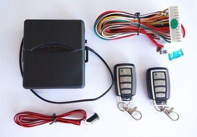 Universal Funkfernbedienung ZV Zentralverriegelung 2 Handsender Fernbedienung B