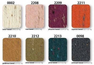 8 x 100 gr. Sockenwolle/Strumpfwolle Regia Tweed 4-fach Trend & Classic