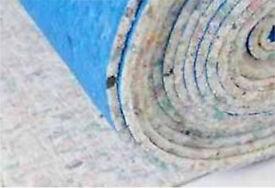 New Carpet underlay 8mm