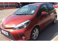 TOYOTA YARIS 1.5 - Bad Credit Specialist - No Credit Scoring Available