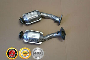 Cadillac STS 3.6L Exhaust Catalytic Converters 2005-2007