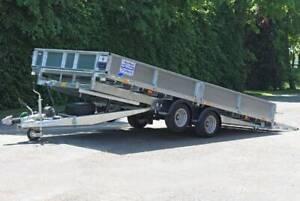 New Tilt bed Trailer 3.5T ATM - hyd tilt - UK Built Kenwick Gosnells Area Preview