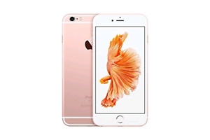 Rose Gold iPhone 6S Mint Condition