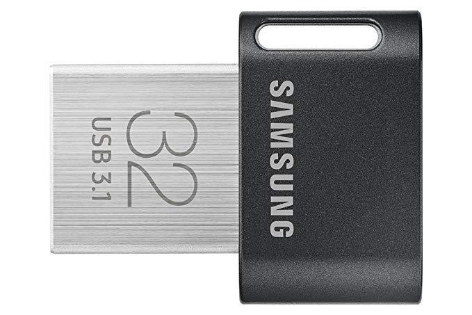 Samsung FIT Plus 32GB Speed Up 200MB/s USB 3.1 Flash Drive M
