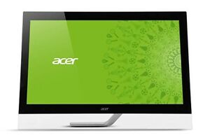 "Acer T232HL 23"" Inch IPS Touch LED Backlit Monitor Speaker, 5MS"