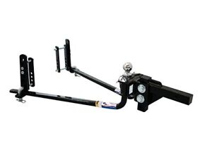 Load levelling trailer hitch