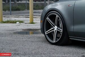 20 vossen repica rims and brand new tires