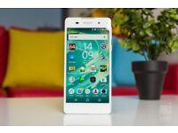 SOny Ericsson E5 unlocked with warranty