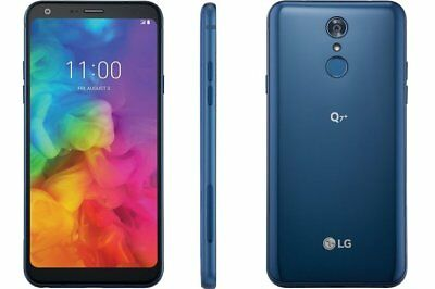 LG Q7+ (LMQ610MA) 64GB GSM Unlocked Worldwide - Stamp New