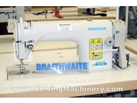 Highlead Industrial Sewing Machine BRAND NEW - £500