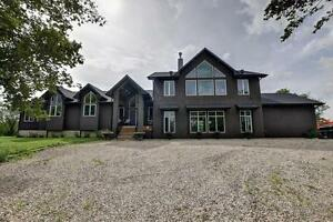 Beautiful Acreage with Executive Home