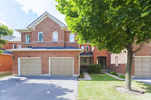 3 Bedroom Townhome for Sale near Erin Mills Town Centre