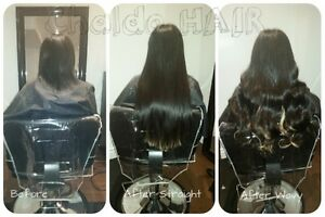 HAIR EXTENSIONS, colour, cut and more.... (FB: Chaldo HAIR) Kitchener / Waterloo Kitchener Area image 6