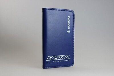 Suzuki Genuine Ecstar Logo 6 Pockets Wallet Card Organiser 990F0-ECCZ1-000