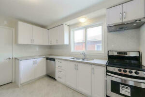 Stunning 3 bedroom ALL NEW! Includes heat, water, parking!