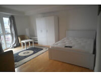 Amazing and open space double room available in Canary Wharf