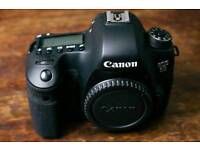 Canon 6d with 2 L lenses