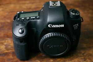 Canon 6D including Canon BG-E13 battery grip LOW SHUTTER COUNT