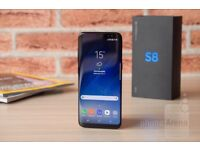👌👌👌SPECIAL OFFER 👌👌👌SAMSUNG GALAXY S8 UNLOCKED BRAND NEW BOXED SAMSUNG