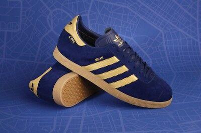 Adidas Gazelle Milan GTX Size UK9 us 9.5 rouge,malmo dublin