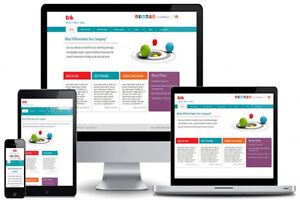 Need a responsive website for your business? Website Design