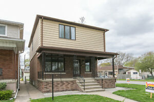 Move-in condition! Great Location! Walkerville Beauty!