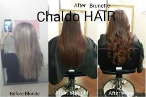 HAIR EXTENSIONS, colour, cut and more.... (FB: Chaldo HAIR) Kitchener / Waterloo Kitchener Area image 5