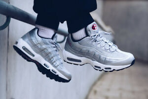 Brand New Air Max 95 QS Silver bullet Limited for $215 retail!!