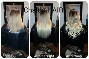 Chaldo HAIR extension services & more...