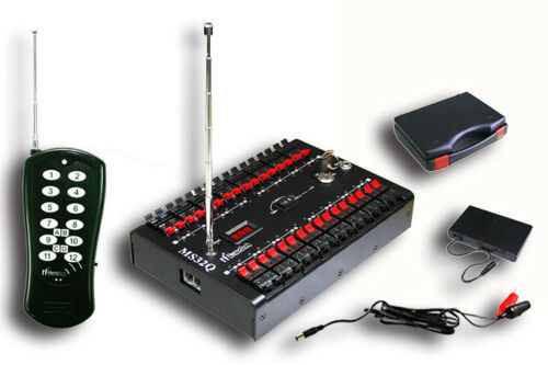 200m 32Q  Wireless Firing System AlphaFire