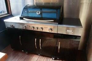 BBQ 4 Burner GASMATE Grovedale Geelong City Preview