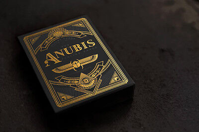 Anubis Playing Cards Deck brand new