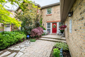 Beautiful Executive Freehold Town Home For Sale