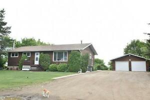 Large Lot, Solid Bungalow in Small Town