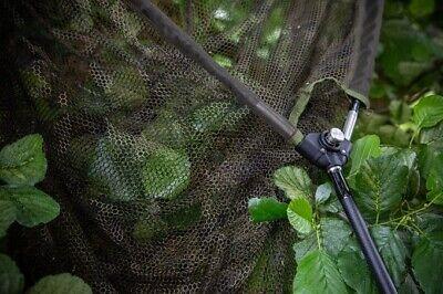 "Solar Tackle Camo Landing Net Mesh 42"" NEW Carp Fishing Landing Net Mesh Only"