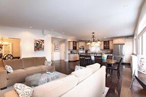 Designer sofa, Steven & Chris brand, Like new!