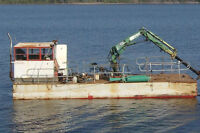 mooring & boat  recovery