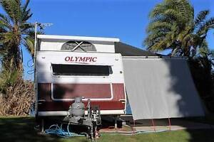2010 Olympic Javelin PopTop Caravan St Georges Basin Shoalhaven Area Preview
