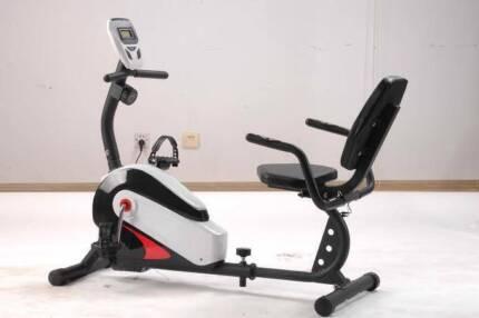 New Recumbent Exercise Bike Home Gym Fitness 150 KG Leichhardt Leichhardt Area Preview