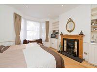 Colwith Road - fabulous ground floor two double bedroom garden flat